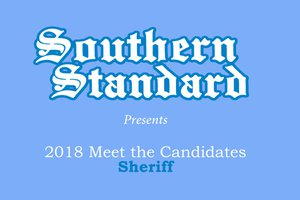 Meet the Candidates - Sheriff