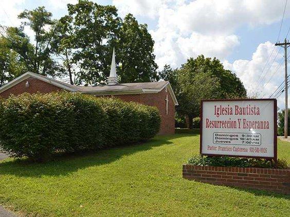 Multicultual Church building