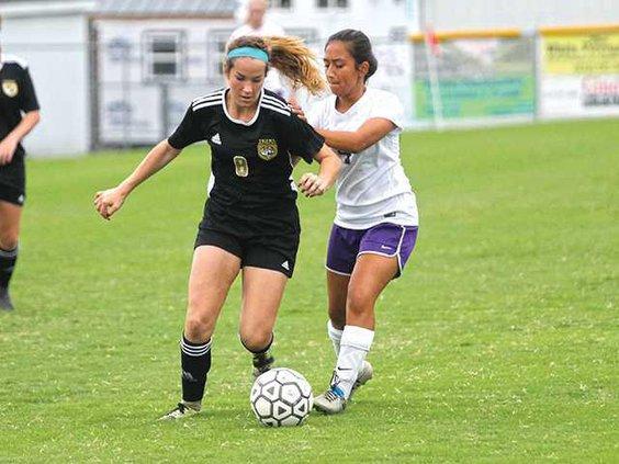 Hackett girls soccer 1