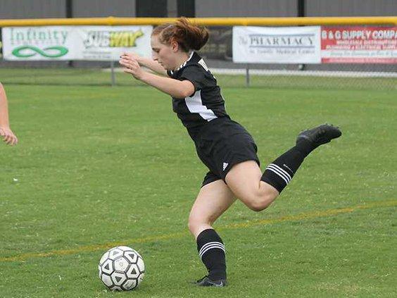 Sarah Starnes athlete of the week