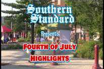 Fourth of July Downtown