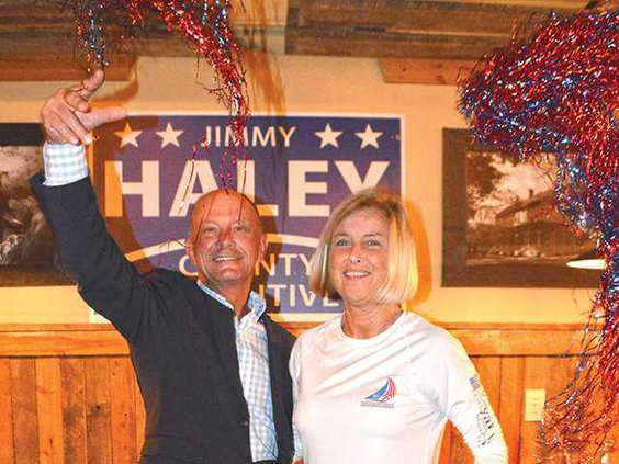 Jimmy and Katrina