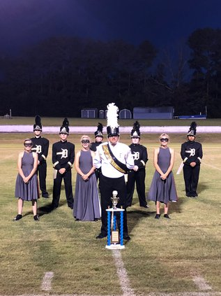 Band wins awards