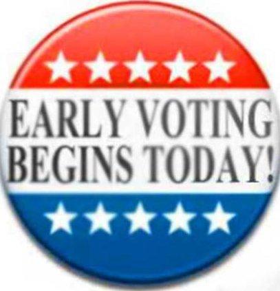 e vote today