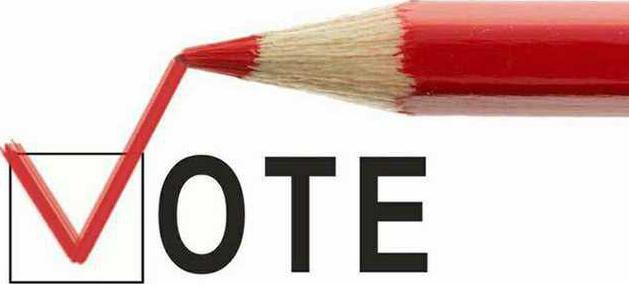 Vote w L