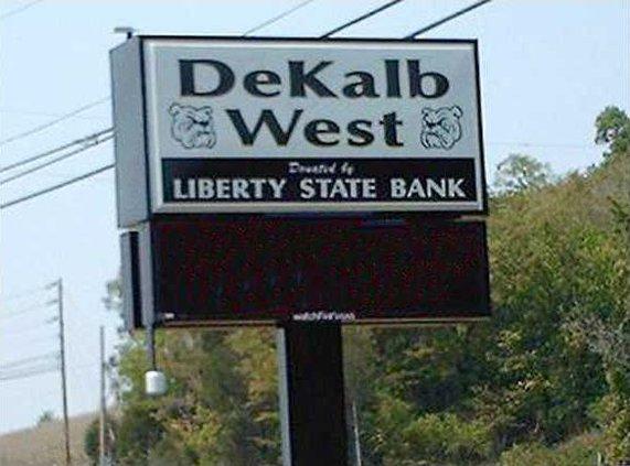d west sign w sm