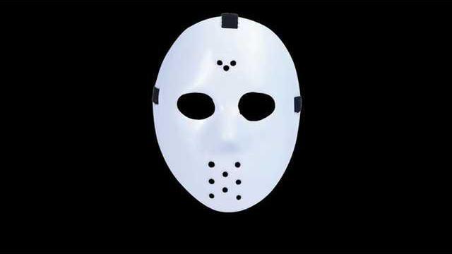 h mask w L