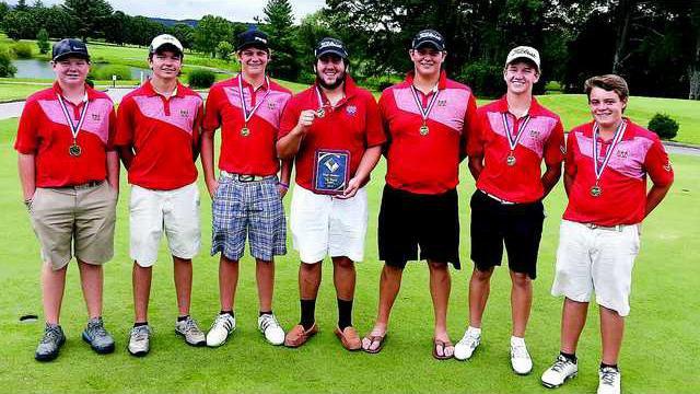 00 WCHS boys golf