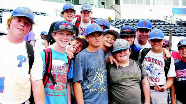 25 Baseball team