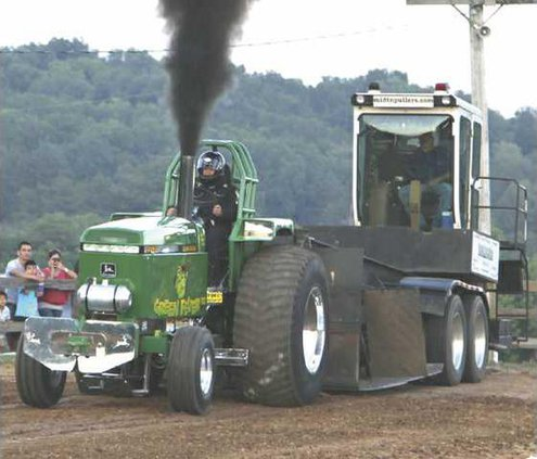 4sports tractor