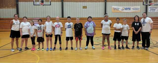 Countywide 5th grade field day