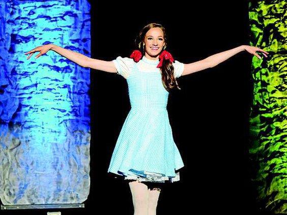 Mary Dancing  Teen Tenn.