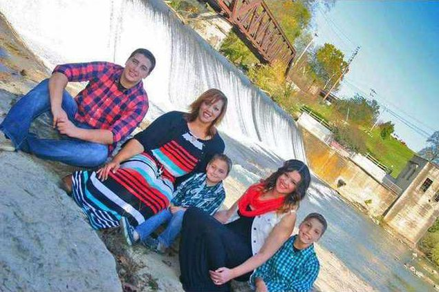 Nokes Family Photo