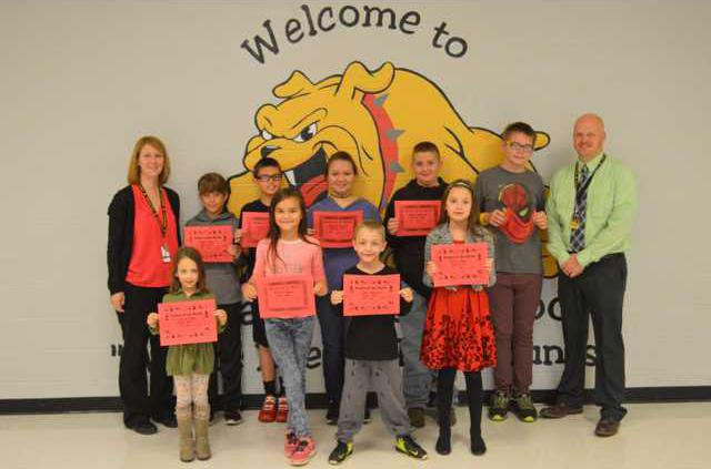 November student of the month DWS