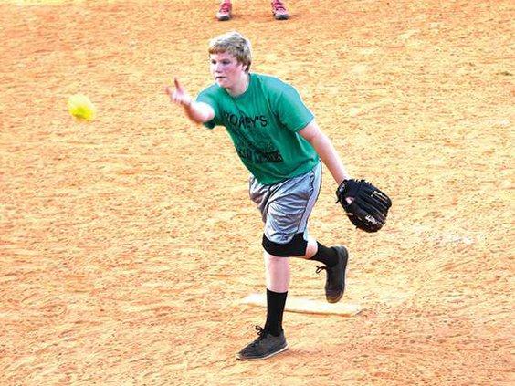 marcus cripps softball