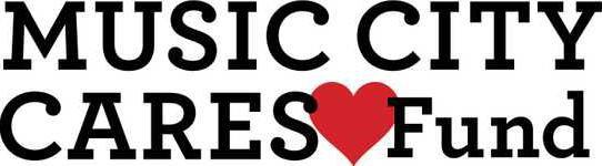 music city cares fund logo