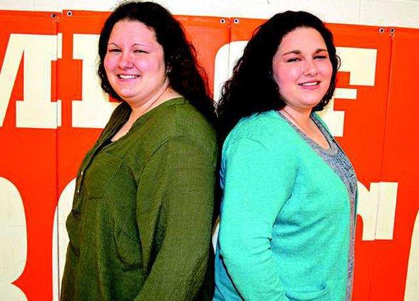 Boyd Valedictorians twins