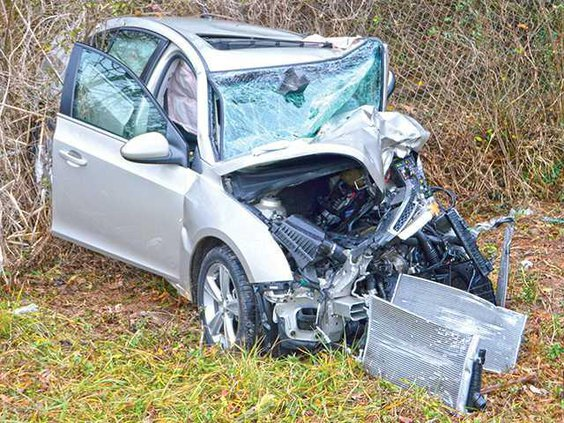 Fatal crash victims vehicle