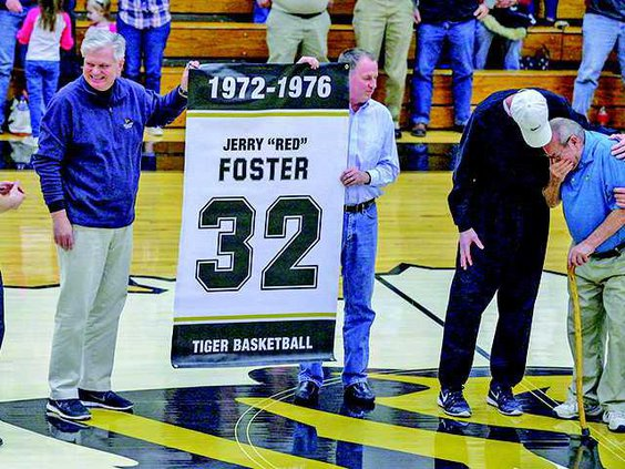 Foster Banner Jersey
