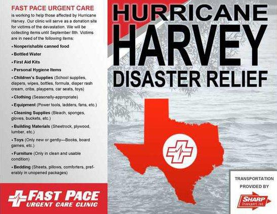 Hurricane Harvey Relief 1 1