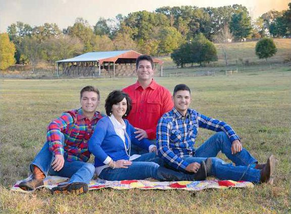 Jim Poss family
