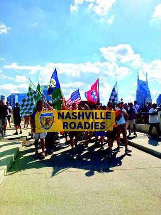 Nashville roadies