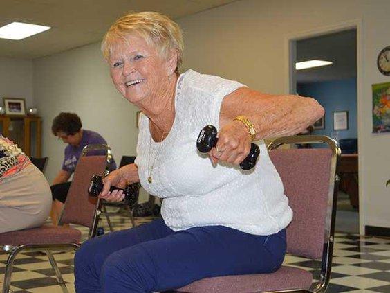 county senior center donation original