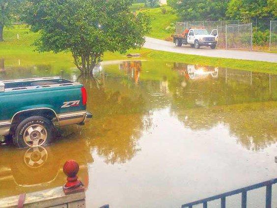 FloodWEB