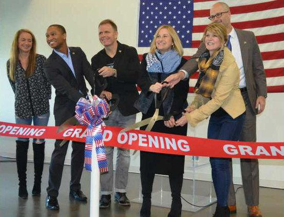 Omega West Nashville Ribbon Cutting Picture