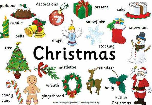 christmas poster uk