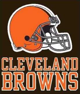 cleveland browns helmet-logo