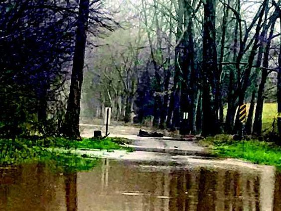 seven springs road flooding PIC 3-7