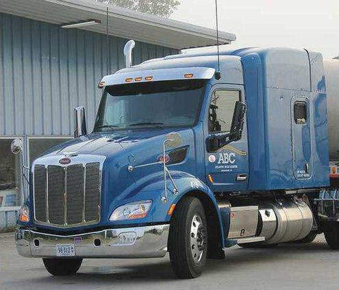 truck W