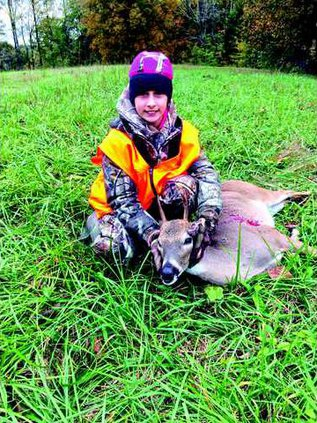 Dead Deer Courtney London