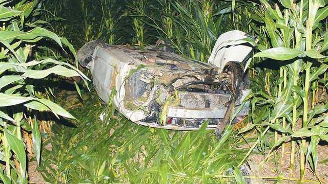 car wreck w L