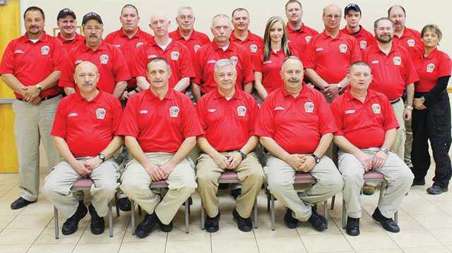 firemen group W l
