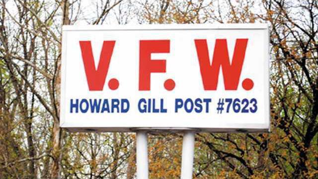 vfw sign w L