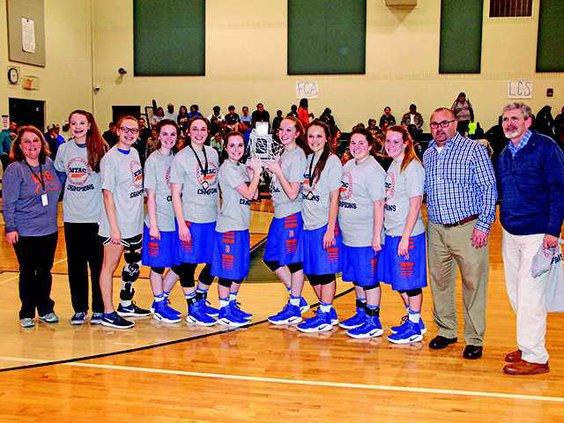 BCHS Girls tournament winning team WEB
