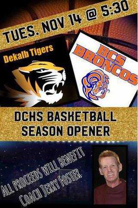 Basketball Image DCHS Benefit