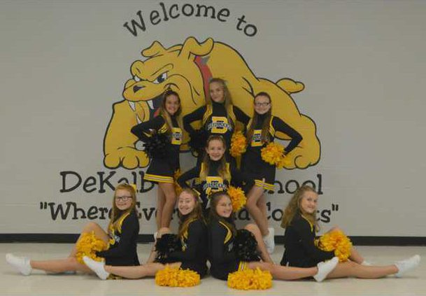 DeKalb West Cheer