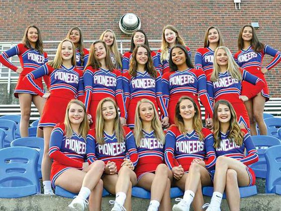 WCHS cheer