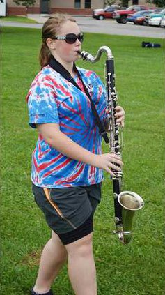 Band---bass-clarinet