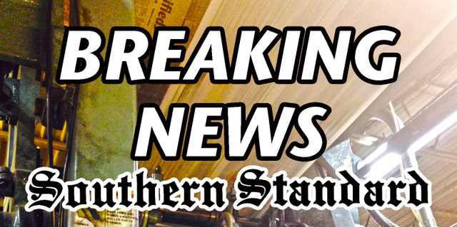 Breaking news small web graphic