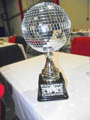 Dancing-trophy