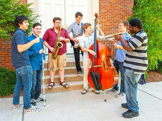 Belmont-jazz-group