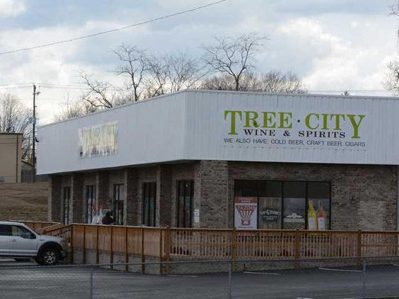 Tree City Wine