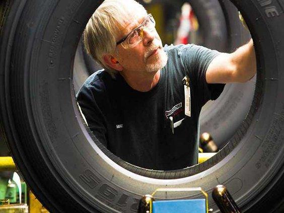 Bridgestone tire original