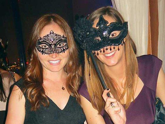 Masquerade ball color