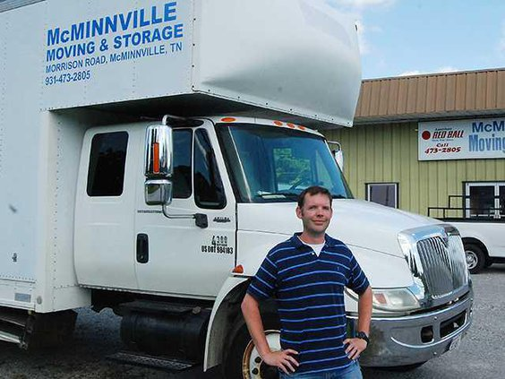 McMinnville Moving  Storage