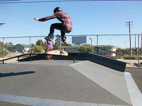 SkateparkWEB